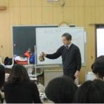 前回の愛徳幼稚園での講習の様子